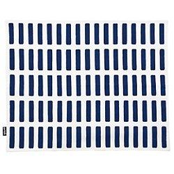 Siena Placemats (White/Blue) - OPEN BOX RETURN