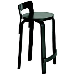 K65 High Chair (Black) - OPEN BOX RETURN