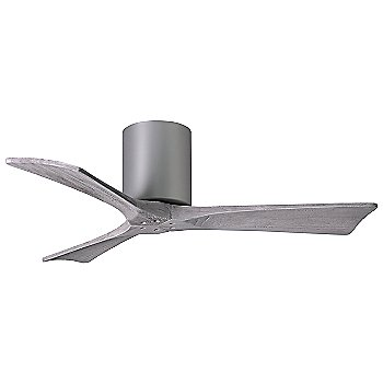 42 Inch / Brushed Nickel finish with Barn Wood fan blades finish