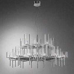 Spillray 30 LED Chandelier