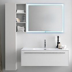 Azzurra Metropolis 03 Vanity Set