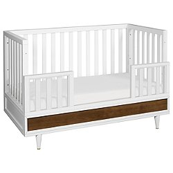 Eero 4-in-1 Convertible Crib with Toddler Bed Conversion Kit