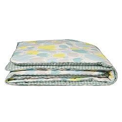 Tulip Garden 2-in-1 Play & Toddler Blanket