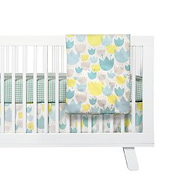 Tulip Garden 4-Piece Crib Set