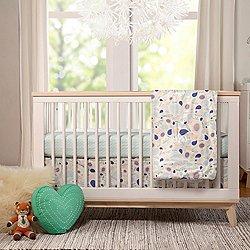 Fleeting Flora 6-Piece Crib Set