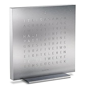 Brushed Stainless Steel color, English language