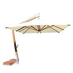 Side Wind Range Rectangular Umbrella