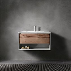 45 Degree Up Series 700 Vanity and Sink
