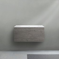 51 Collection Series 900 Wall-Mounted Vanity and Sink