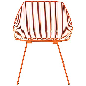 Orange finish / Front view