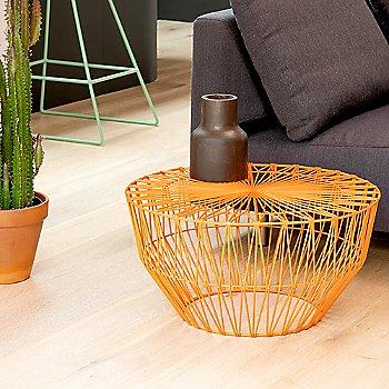 Orange finish / in use