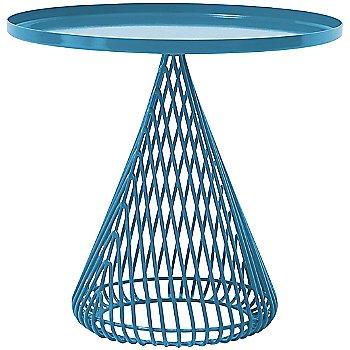 Peacock Blue finish