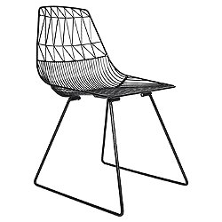 Lucy Chair (Black) - OPEN BOX RETURN