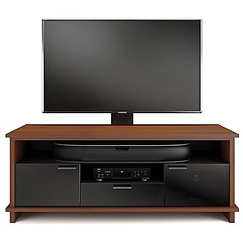 Shown in Natural Stained Cherry finish (Arena TV Mount sold separately)