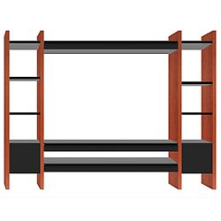 Semblance 3-Section with AV Shelves, 5423-TC, Home Theater System