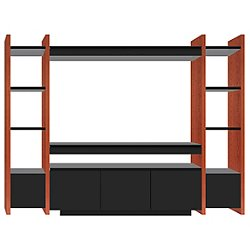 Semblance 3-Section with Mirage Cabinet, 5423-TH, Home Theater System