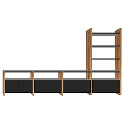 Semblance 4-Section Low/High, 5454-GH, Home Theater System