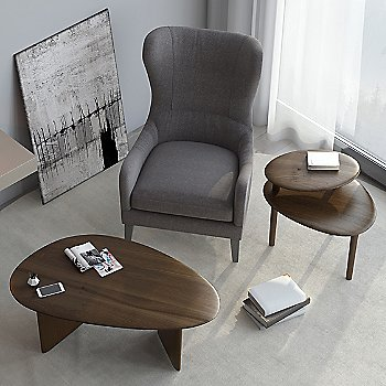 Orlo Coffee Table with Orlo 1956 End Table, in use