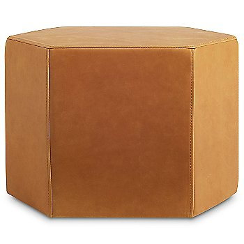 Shown in Camel leather