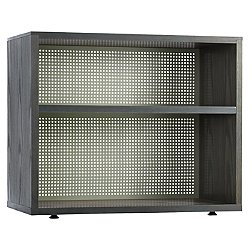 Intro Shelving Single Bookcase