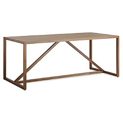Strut Wood Table