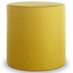 Bumper Ottoman (Citron/Small) - OPEN BOX RETURN