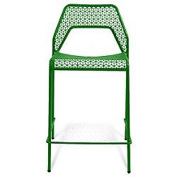 Hot Mesh Counterstool (Green) - OPEN BOX RETURN
