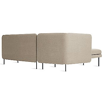 Tait Stone color / Chaise on Right Position