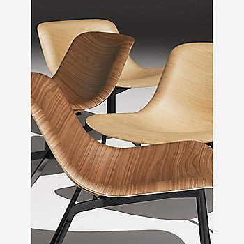 Nonesuch Lounge Chair with Nonesuch Swivel Lounge Chair
