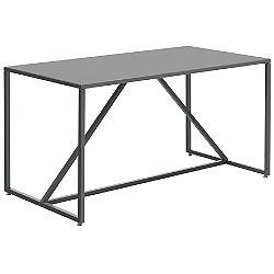 Strut Table (Slate/Medium) - OPEN BOX RETURN