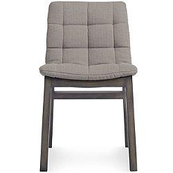 Wicket Side Chair by Blu Dot (Pewter) - OPEN BOX RETURN
