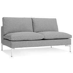 The New Standard Armless Sofa