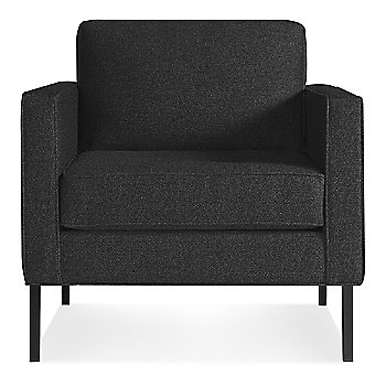 Libby Charcoal with Metal Legs