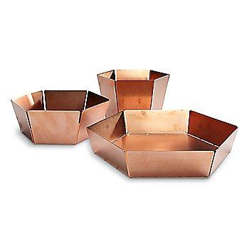 2D:3D Bowl Family, Copper