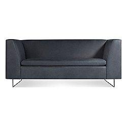 Bonnie Leather Studio Sofa
