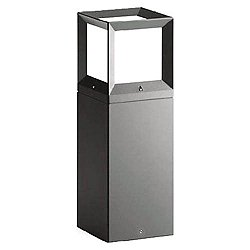 LED Garden and Pathway Bollard - B77330 (Graphite)- OPEN BOX