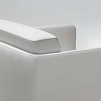Essential Leather: Quartz color / Top view