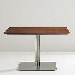 Quiet 22 inch Square Work Table