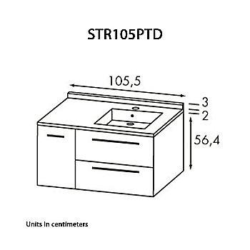 STR105PTD Specifications