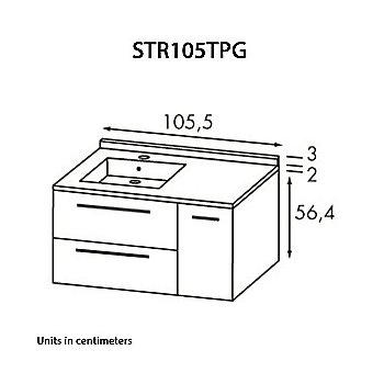 STR105TPG Specifications