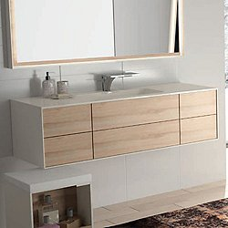 Kitoi Large Vanity with One Sink