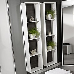 Kitoi Wall-Mounted Tall Storage Unit