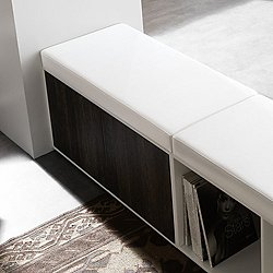 Kitoi Bench with 2 Large Drawers