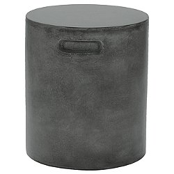Hideout Side Table/Propane Tank Cover (Graphite) - OPEN BOX