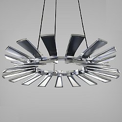 Wedge LED Pendant Light