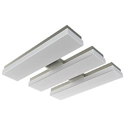 Cloud3 LED Flush Mount Ceiling Light