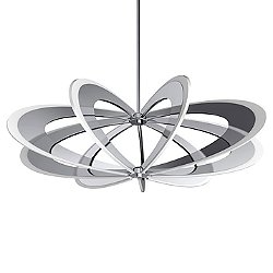 Iridium LED Pendant Light