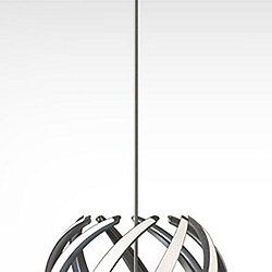 Optional Stem Section for Swirl LED Pendant Light