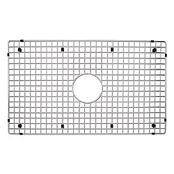 Stainless Steel Sink Grid for the Cerana 30 Inch Kitchen Sink