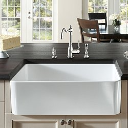 Cerana Apron Front 30 Inch Kitchen Sink